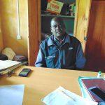 The Water Project: St. Joaim Buyangu Primary School -  Head Teacher Harun Chivedi