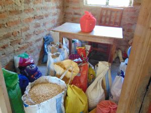 The Water Project:  Food Storage