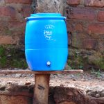 The Water Project: Kitagwa Secondary School -  Handwashing Facility