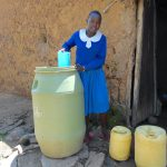 The Water Project: Gimarakwa Primary School -  A Home Water Source