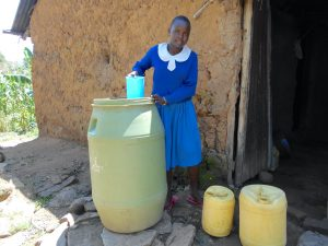 The Water Project:  A Home Water Source