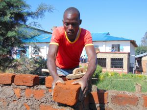 The Water Project:  Building Latrines Brick By Brick