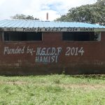 The Water Project: Isikhi Primary School -  The Ladies Latrines