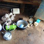 The Water Project: St. Joaim Buyangu Primary School -  Dish Washing Station Inside Kitchen