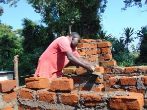 The Water Project:  Getting Every Brick Right