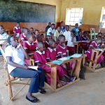 The Water Project: Mulwanda Mixed Primary School -  Good Turnout For Training
