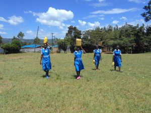 The Water Project:  Students Bringing Water To School