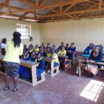 The Water Project: Kosiage Primary School -  All Eyes On Trainer Laura Alulu