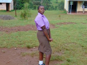 The Water Project:  Student Margaret