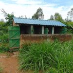The Water Project: Galona Primary School -  Boys Latrines