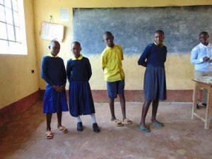 The Water Project:  Elected Student Health Club Leaders