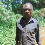 The Water Project: Kisasi Community, Edward Sabwa Spring -  Mr Edward Sabwa The Landowner