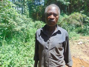 The Water Project:  Mr Edward Sabwa The Landowner