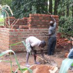 The Water Project: St. Joseph's Lusumu Primary School -  Brick By Brick