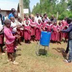 The Water Project: Mulwanda Mixed Primary School -  Handwashing Session