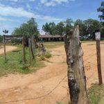The Water Project: Jamulongoji Primary School -  School Entrance