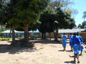 The Water Project:  Students Walk To Class
