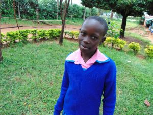 The Water Project:  Pupil Juliet