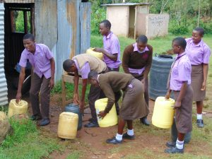 The Water Project:  Time To Go Fetch Water