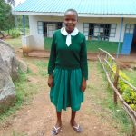 The Water Project: Galona Primary School -  Pupil Catherine Mudeizi