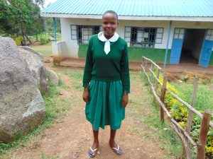 The Water Project:  Pupil Catherine Mudeizi