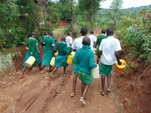 The Water Project:  On The Way To The Spring
