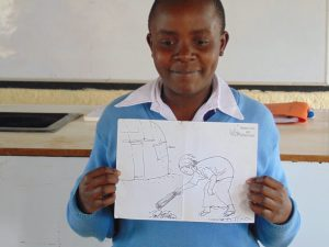 The Water Project:  A Student Presents A Topic