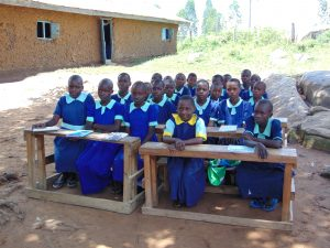 The Water Project:  Students At Training
