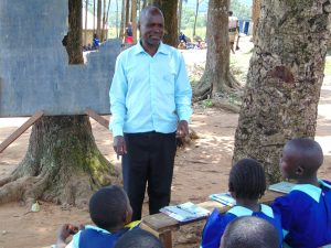 The Water Project:  School Staff Opens Training