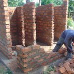 The Water Project: Kipchorwa Primary School -  Latrine Progress