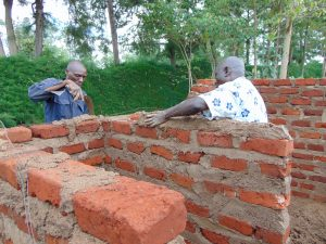 The Water Project:  Brickwork