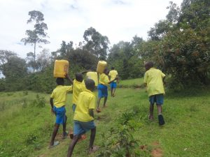 The Water Project:  Returning To School With Water