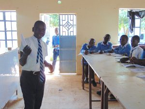 The Water Project:  Pupil Presents A Topic