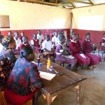 The Water Project: Ebukhuliti Primary School -  Training Participants Listen Attentively