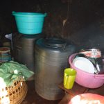The Water Project: Kitagwa Secondary School -  Water Storage In The Kitchen