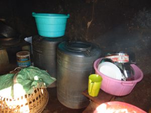 The Water Project:  Water Storage In The Kitchen
