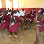 The Water Project: Ebukhuliti Primary School -  Students Take Notes
