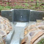 The Water Project: Kisasi Community, Edward Sabwa Spring -  Completed Edward Sabwa Spring