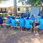 The Water Project: St. Joseph's Lusumu Primary School -  Training