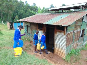 The Water Project:  Pupils Deliver Water To