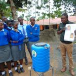 The Water Project: Banja Secondary School -  Dental Hygiene Session