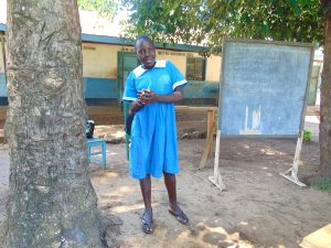 The Water Project:  A Pupil Helps Lead An Activity