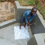 The Water Project: Kisasi Community, Edward Sabwa Spring -  Smiles At The Spring