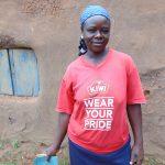 The Water Project: Kimarani Community, Kipsiro Spring -  Everlyne Anjeyo
