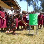 The Water Project: Ebukhuliti Primary School -  Handwashing Session