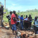 The Water Project: Jivovoli Community, Magumba Spring -  Passing Out Training Posters