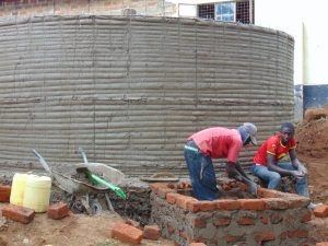 The Water Project:  Building Access Point
