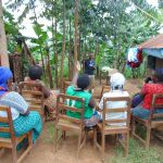 The Water Project: Kimarani Community, Kipsiro Spring -  A Reaction To The Training