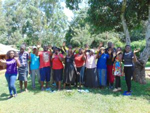 The Water Project:  Smiles For Completing Training