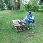The Water Project: Buyangu Community, Mukhola Spring -  Mr Zakayo Mukhola Attends Training